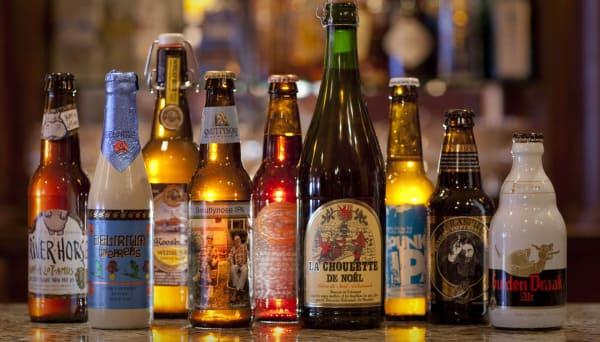 Craft-Beer-Tasting bei Bücker