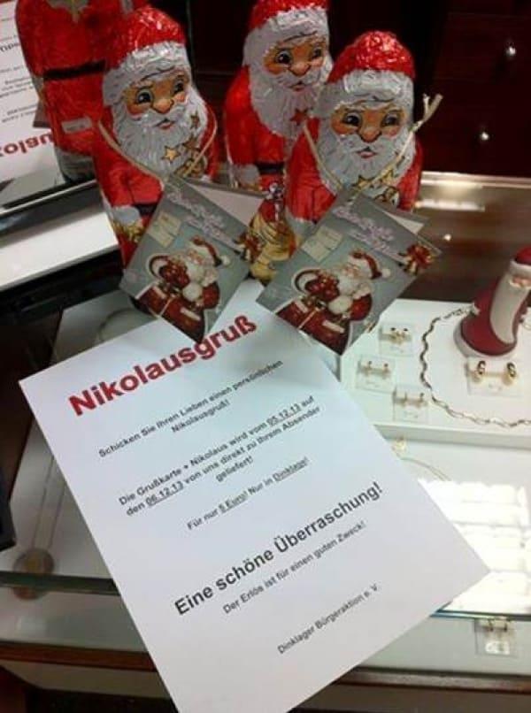 """""""Nikolaus-Gruß-Lieferdienst"""""""