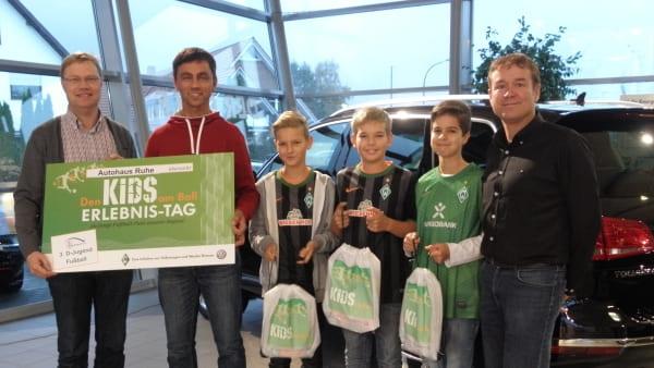 TVD goes Weserstadion