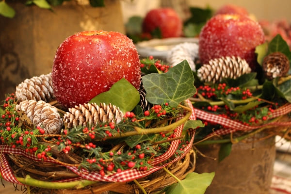 Das Passende zur Weihnachtszeit