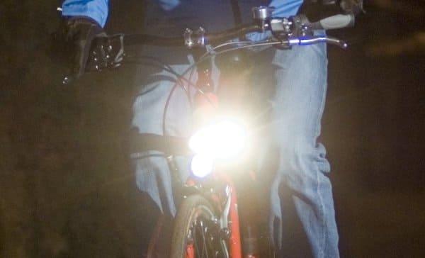 Lichtcheck bei Fahrrad Kamphaus