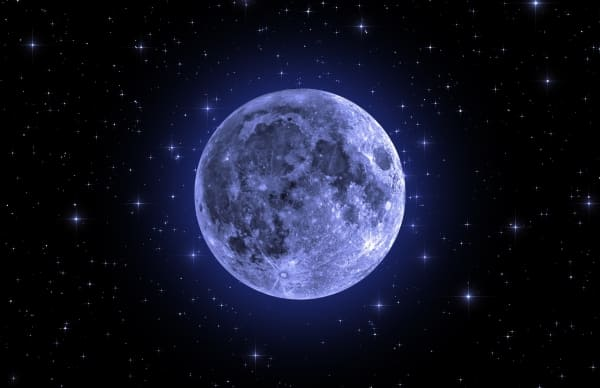 Shoppen bis der Mond kommt