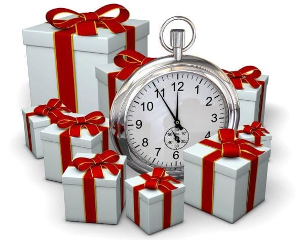 Geschenkekauf in letzter Minute