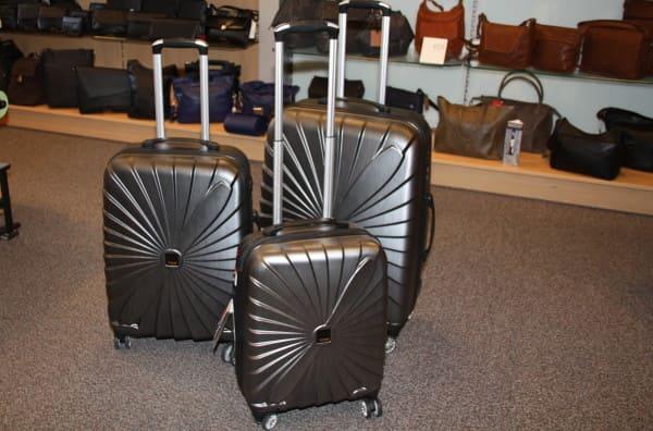 Neu bei Leder Ahrling: Reisetrolley TRIPORT von Titan