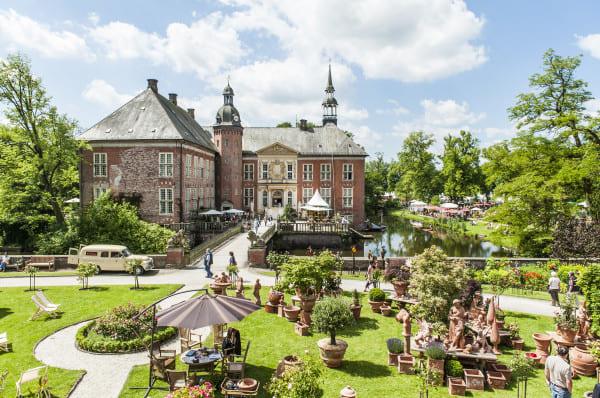 Gärtnerei Bahlmann auf der Landpartie Schloss Gödens