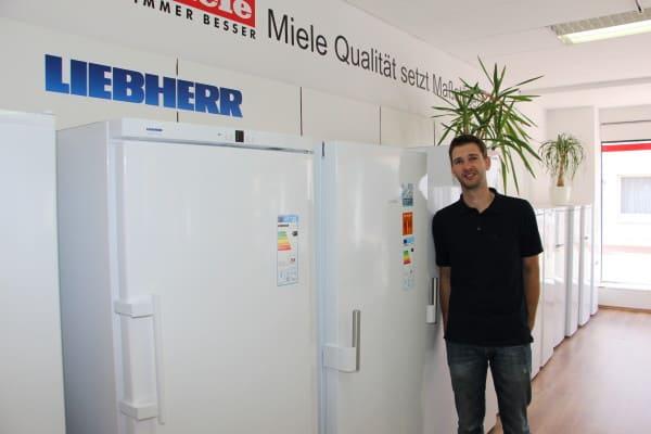 Bei Hausgeräte Bahlmann gibt es die richtigen Kühlgeräte für den Sommer