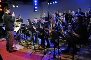 Bigband DiJaCo Foto: Musikschule Romberg