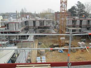 Baustellenfoto
