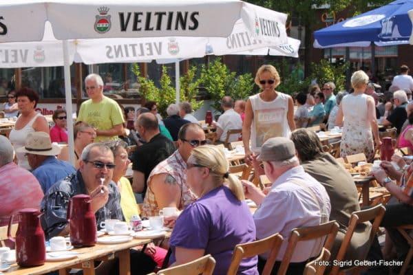 """Eine beliebte Tradition: """"Dinklaoger Dag"""" lockt viele Besucher"""