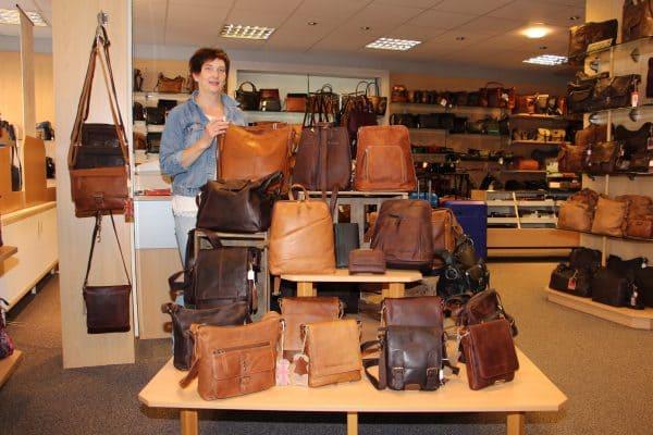 """The Chesterfield Brand"": Neue Taschenmodelle bei Leder Ahrling"