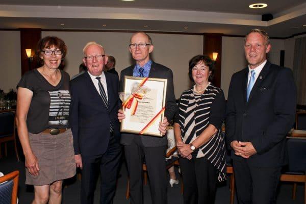 Ehrenamtspreis für Paul Arlinghaus
