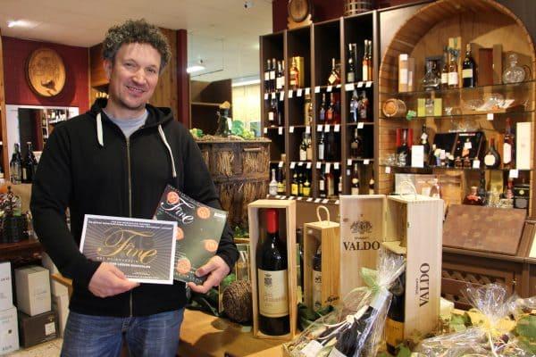 Schöne Auszeichnung für das Weinhaus Bücker