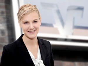 Stefanie große Prues, 10 Jahre Betriebszugehörigkeit.