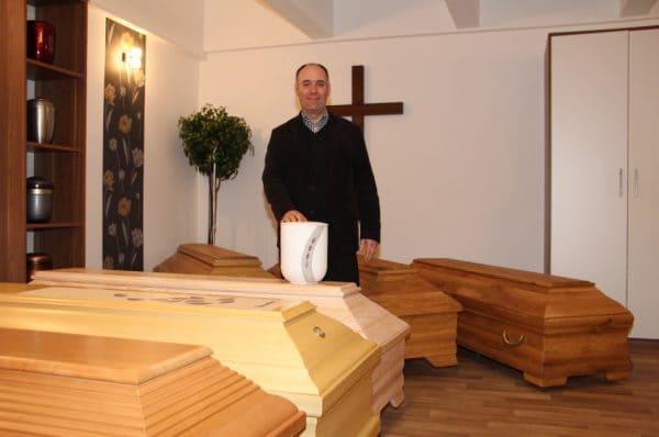 Besondere Formen des Abschieds sind mit Bestattungen Stachnik möglich