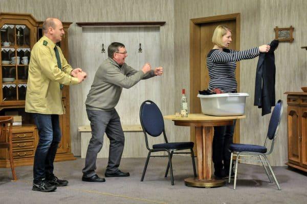 Ein himmlisches Vergnügen: Theateraufführungen im Landgasthof Meyer in Bünne