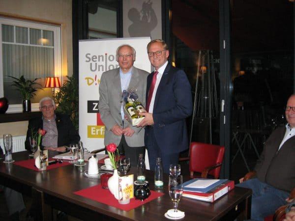 """Holzenkamp zu Gast bei Dinklager Senioren-Union: """"EU steigert Wohlstand"""""""
