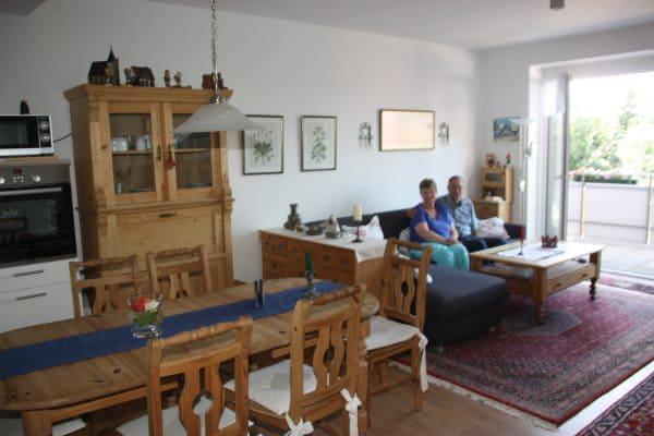 """Idealer Ort zum Wohlfühlen: Eine seniorengerechte Wohnung im Wohnpark """"Alte Weberei"""""""