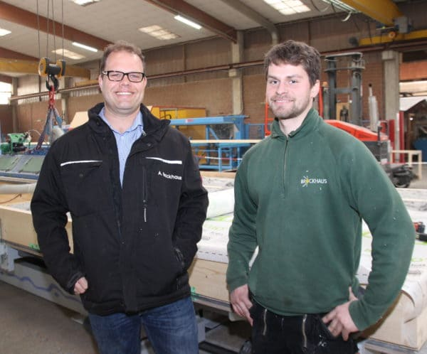 Auslandsaufenthalt: Holzbau Brockhaus verzichtet freiwillig auf seine Auszubildenden