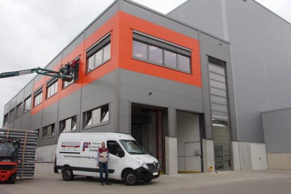 Heribert Kreutzmann Fliesenlegermeister GmbH wickelt großen Auftrag erfolgreich ab