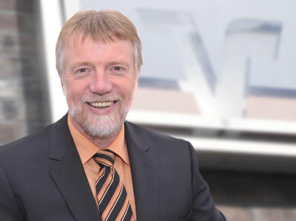 Kunibert Bockhorst feiert Jubiläum