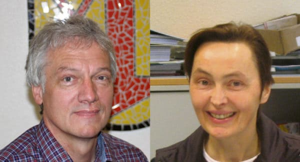 Annegret Börgerding und Peter Eckelmann seit 40 Jahren bei der Stadt