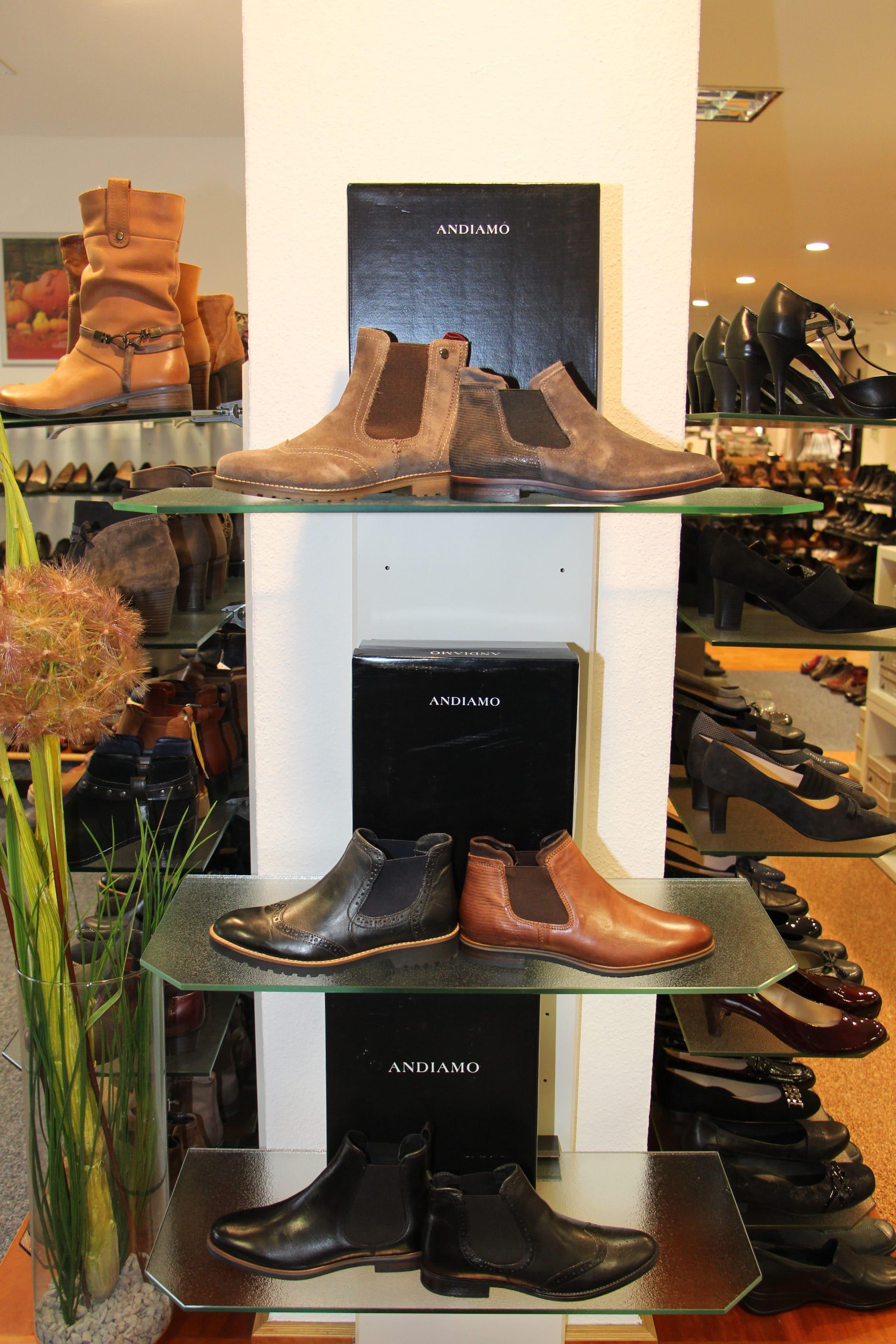 Neue Chelsea Boots für Damen von Andiamo gibt es ab sofort