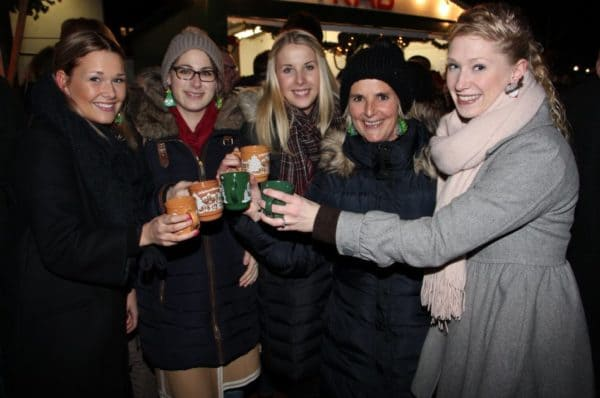 After-Work-Weihnachtsmarkt: Vergünstigte Getränkegutscheine ab sofort erhältlich