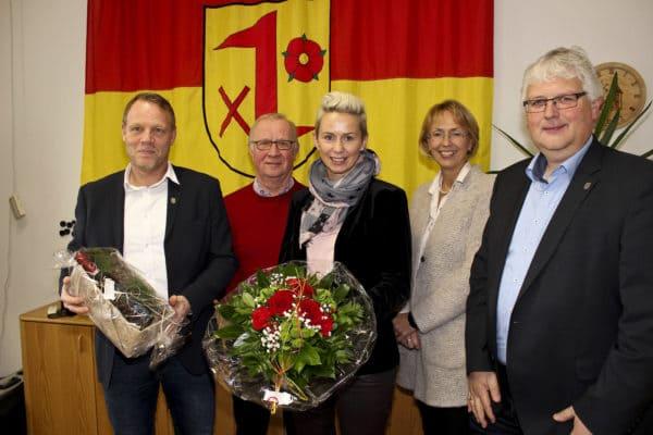 Silvia Breher bei Bürgermeister Bittner zum Antrittsbesuch  – Örtliche wie überregionale Themen im Gespräch mit CDU-Vertretern