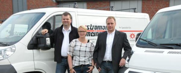 Stromann und Meiners GmbH sucht Auszubildenden