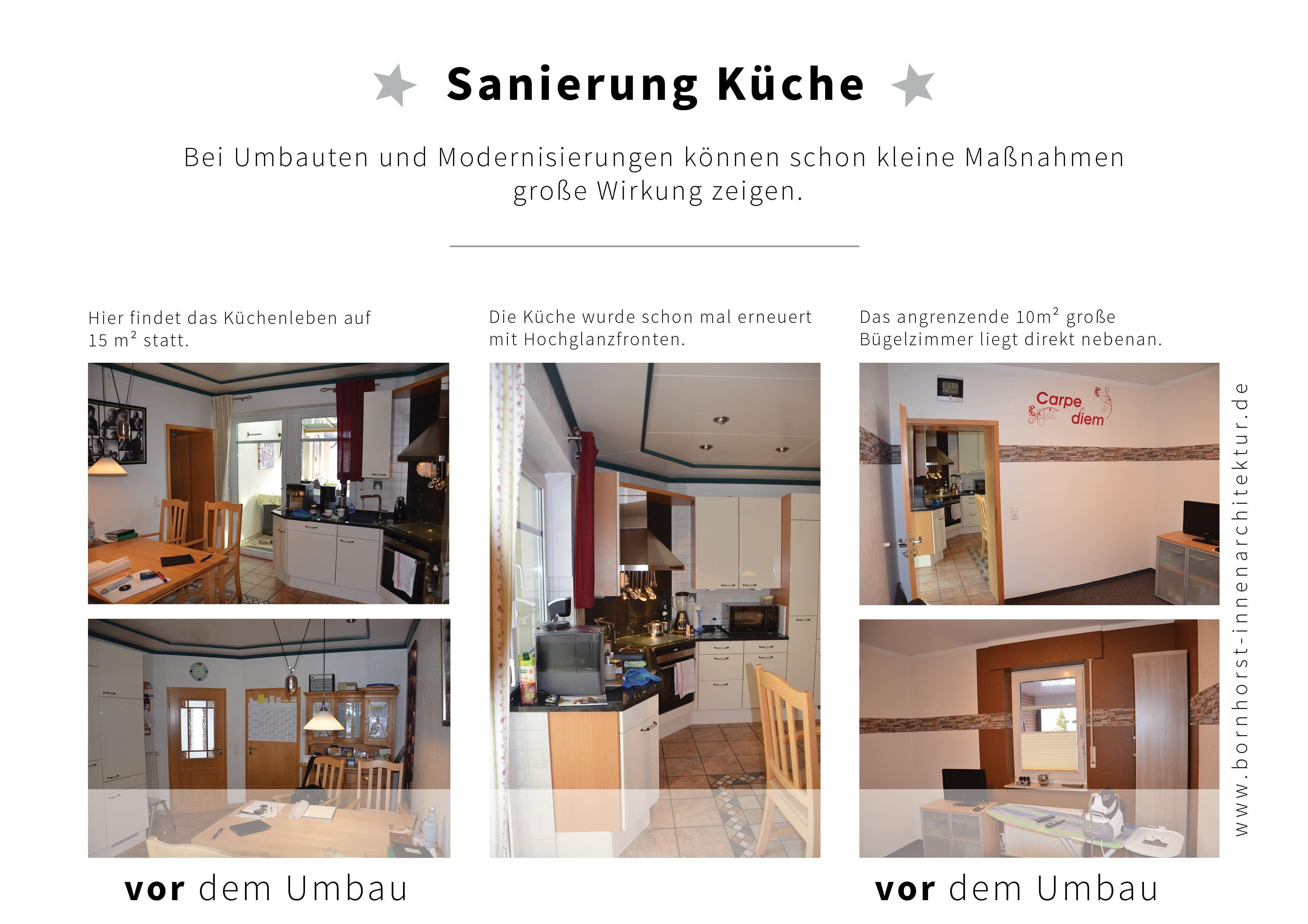 Lust auf Veränderung – Beeindruckende Sanierung einer Küche durch ...