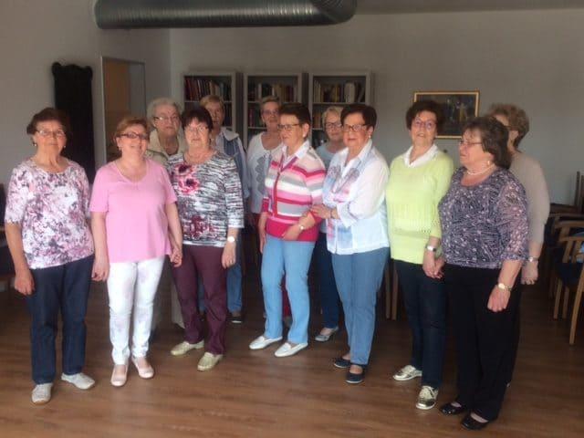 Viel Freude Und Gute Laune Garantiert Tanzen Für Frauen Ab