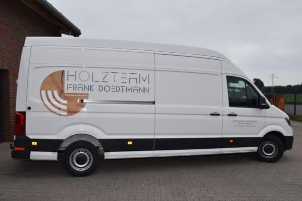 Holzteam Dödtmann mit neuem Crafter und neuem Logo