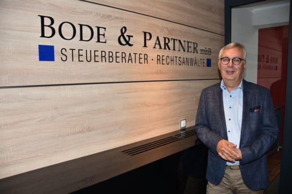 Dinklage ist seine Heimat, hier gefallen ihm die Menschen: Steuerberater Werner Bode im Porträt