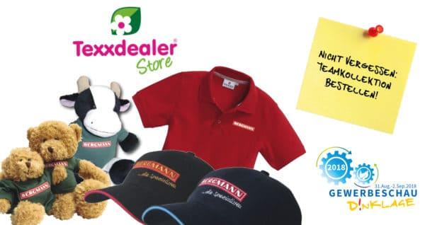 Firmenkollektion beim Texxdealer – Corporate Fashion für Unternehmen
